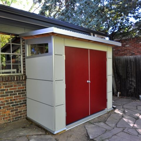 Prefab Backyard Storage Sheds | DIY Shed Kits from Studio Shed for Stylish Storage