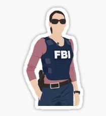 Criminal Minds Sticker | Criminal minds, Criminal minds ...
