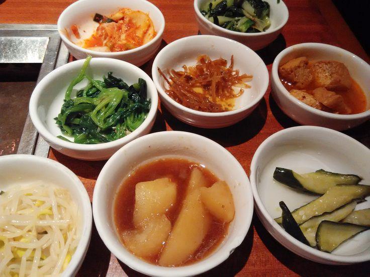 #Korean Side #Entrees