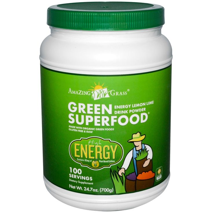 Amazing Grass Green Superfood Powder