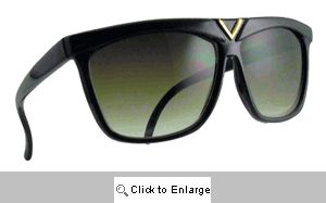 Westside Flat Tops Sunglasses - 233 Black