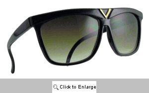Westside Flat Tops Sunglasses - 233 Black