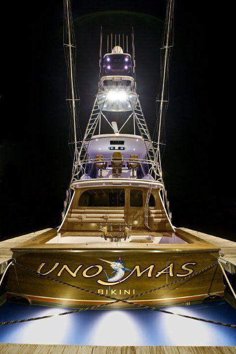Bayliss Sportfish 68' - AJ MacDonald - Yacht Broker - ajmacdonald@camperandnicholsons.com