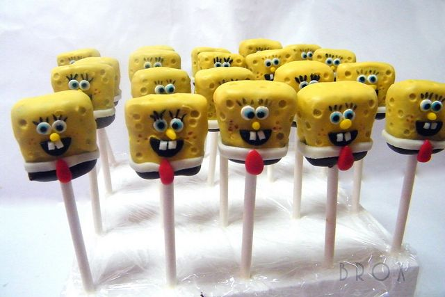 Sponge Bob Pop's