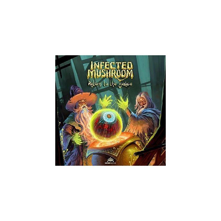 Infected Mushroom - Return to the Sauce (CD)