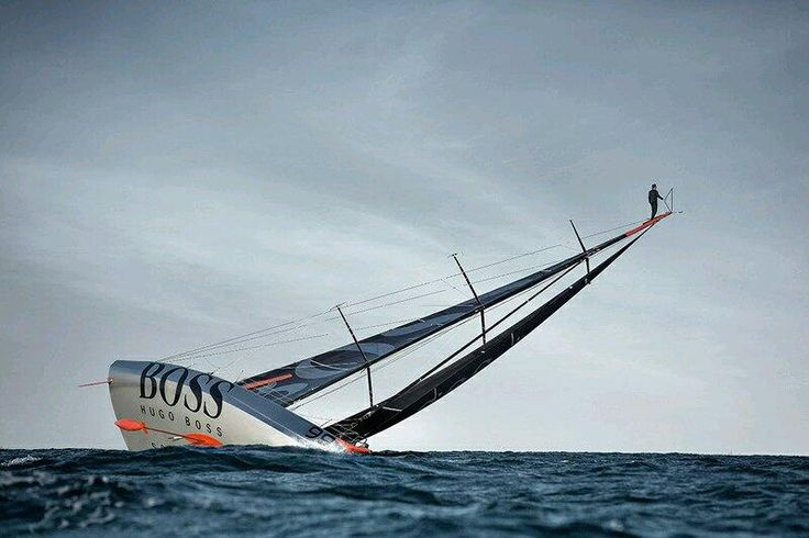 ALEX THOMSON RACING great picture ...