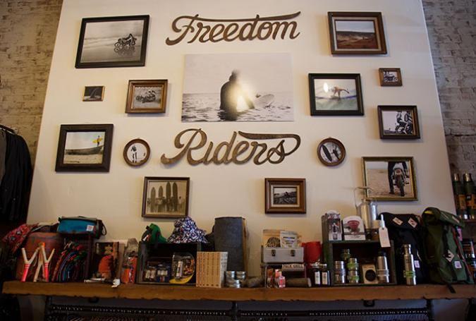 The Iron and Resin Garage, 324 E. Main St. Ventura, CA #IronAndResin #InR #FreedomRiders