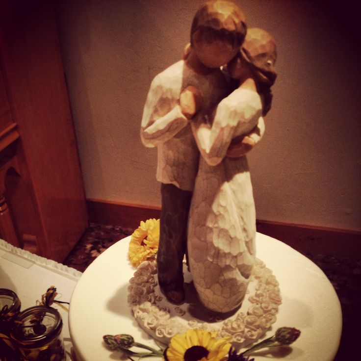 wooden wedding cake toppers best 144 sylvan dale weddings 2013 ideas on 1488
