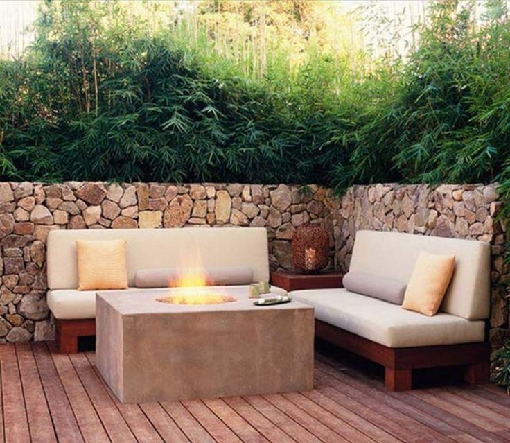 die 25+ besten transitional outdoor furniture covers ideen auf ... - Outdoor Patio Design Ideen