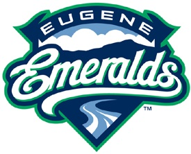 Eugene Emeralds, Eugene, OR...Minor league baseball.  Part of the Cubs Farm System.