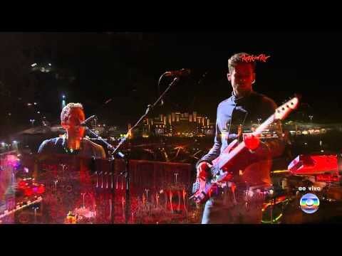 Coldplay - Fix You Rehab Live In Rock In Rio 2011