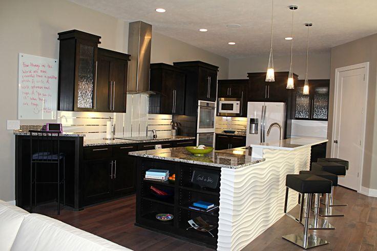 Kitchen Island Panels