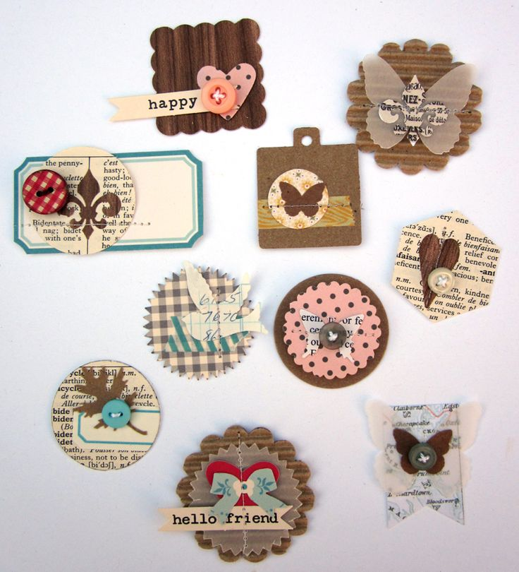 1000 images about home made embellies on pinterest