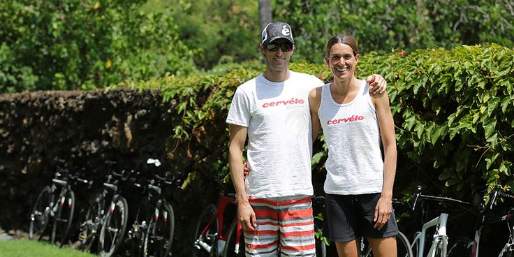 From Canada to Kona - with love. The Ironman Championship in Hawaii gets a little Canadian flavour. #MadeInCanada