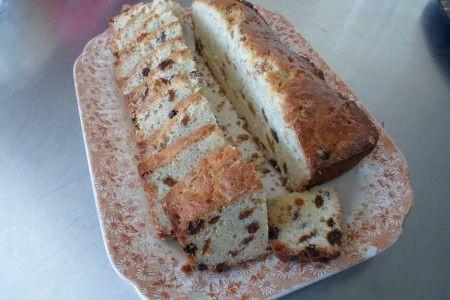 Irish Pound Cake | Taste Buds
