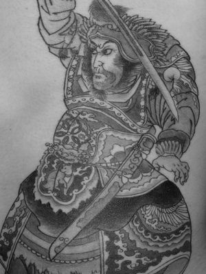 #Traditional #Japanese #Tattoo by Chino