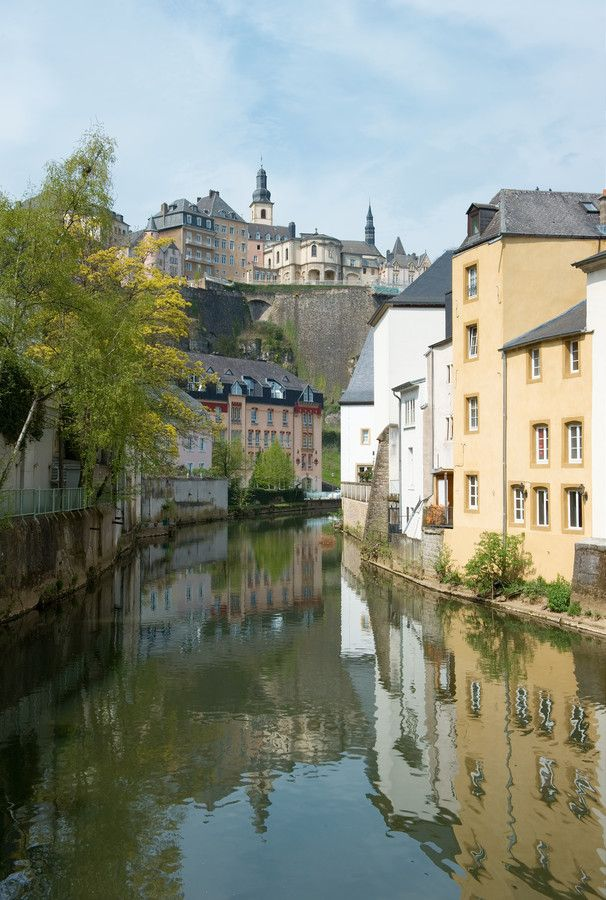 Luxembourg, by Luc Viatour