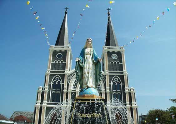 The Catholic Church Chanthaburi (Chanthaburi)