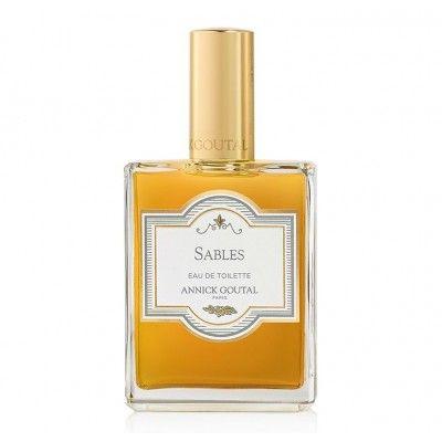 Sables parfum Annick Goutal, pour un homme inclassable http://www.mabylone.com/sables.html