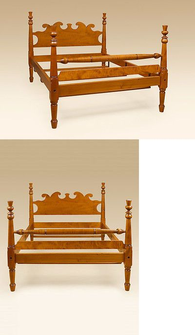 Beds and Bedroom Sets 63549 Full Size Four Poster Bed Frame