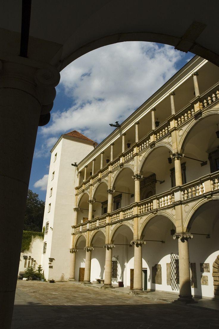 Château de Brzeg. (Photo: Wiesław Jurewicz)