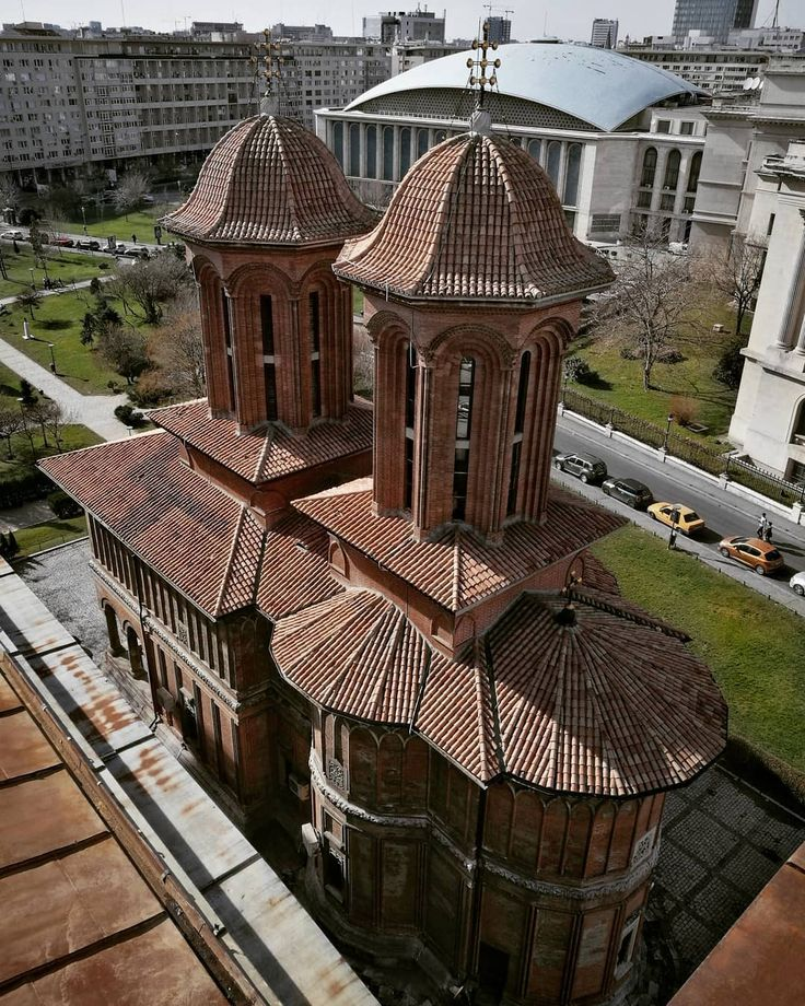 "| Instagram | Bucharest (@raidenbucharest) pe Instagram: ""▶ C H U R C H ◀ Exciting perspective on Kretzulescu Church, a famous Orthodox place of worship in…"""