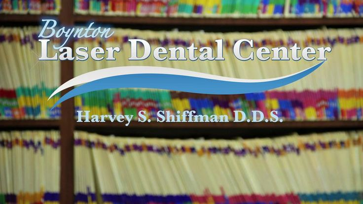 Boynton Laser Dental Center. Dr. Harvey Shiffman talks about all the technology he has incorporated into his practice, Boynton Laser Dental ...