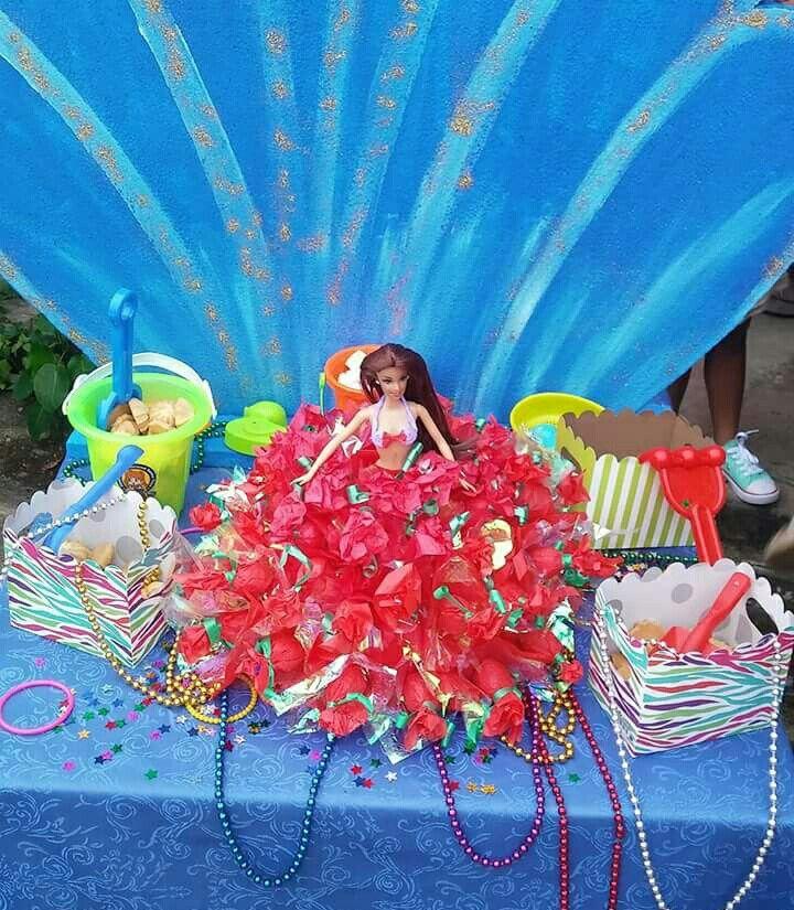 Mesa de dulces Liseth franco Decoradora