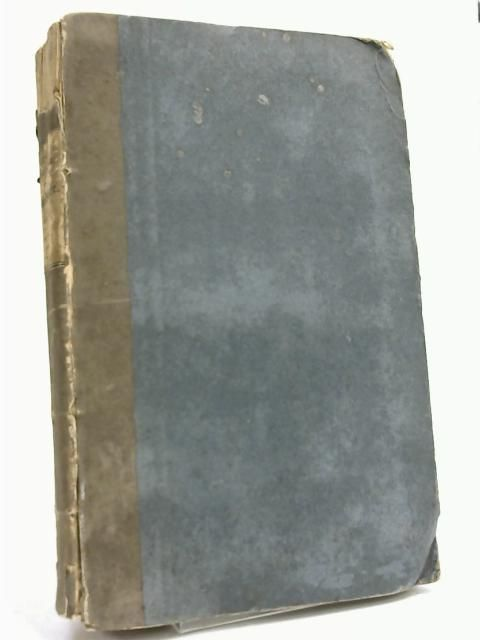 The History of the Decline and Fall of the Roman Empire II by Edward Gibbon a  M'Lean et al, 1825.  Hardcover. Good.  1825. New Edition. 486 pages. No dust jacket. Blue card boards. Name inscribed twice to prelimns. Foxing and tanning moderate throughout the text. Binding and hinges firm. Loss to top and bottom of spine cover. L...  more   Offered By  The World of Rare Books
