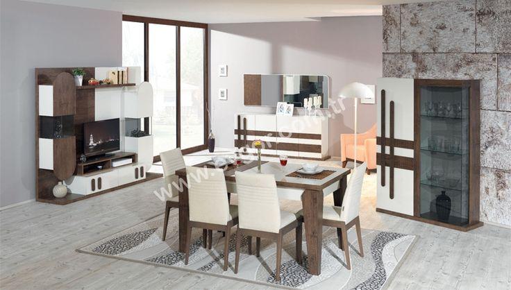 Karamel Modern Yemek Odası https://www.evgor.com.tr/karamel-modern-yemek-odasi