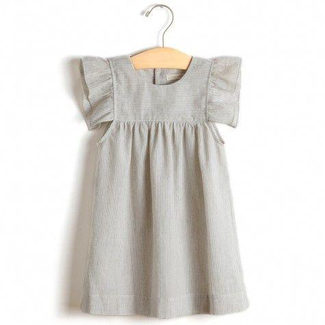 dresses for girls | little lief ruffle sleeve dress