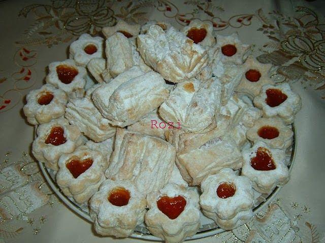 Rozi Erdélyi konyhája: Hájas tészta