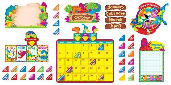 Dino-mite Pals   Calendar