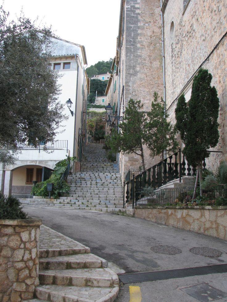 Banyalbufar, Mallorca | da Liz Castro