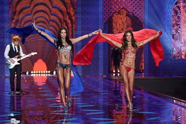 Não é só genética: as modelos da Victoria's Secret malham pesado!