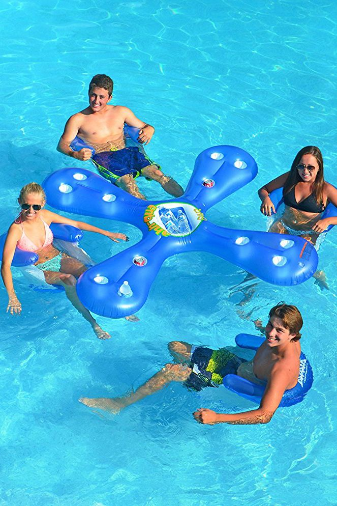 9 best pool images on pinterest pool floats for adults pools and swimming pools for Blow up swimming pools for adults