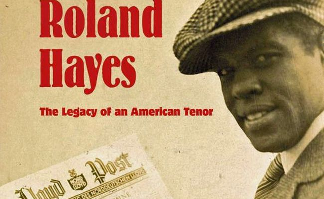 Performing in a country rife with #racism and #segregation, the tenor #RolandHayes was the first #AfricanAmerican man to reach international fame as a concert performer. #classical