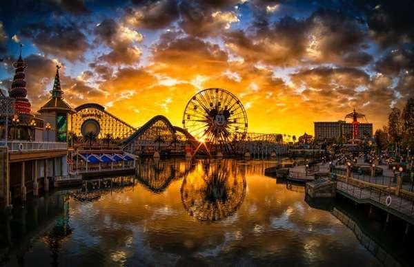 Диснейленд в Париже (Disneyland Paris) – мечта взрослых и детей