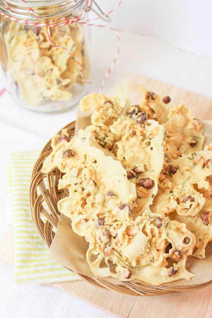 Rempeyek Kacang: Indonesian Peanut Crackers