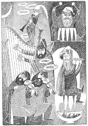 Tove Jansson's Illustrations for The Hobbit « Looky