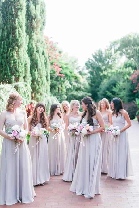 The perfect bridesmaids dress shade | Jessica D'Onofrio Photography