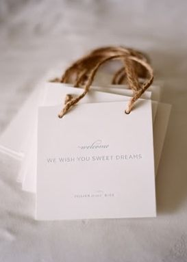 welcome. we wish you sweet dreams.