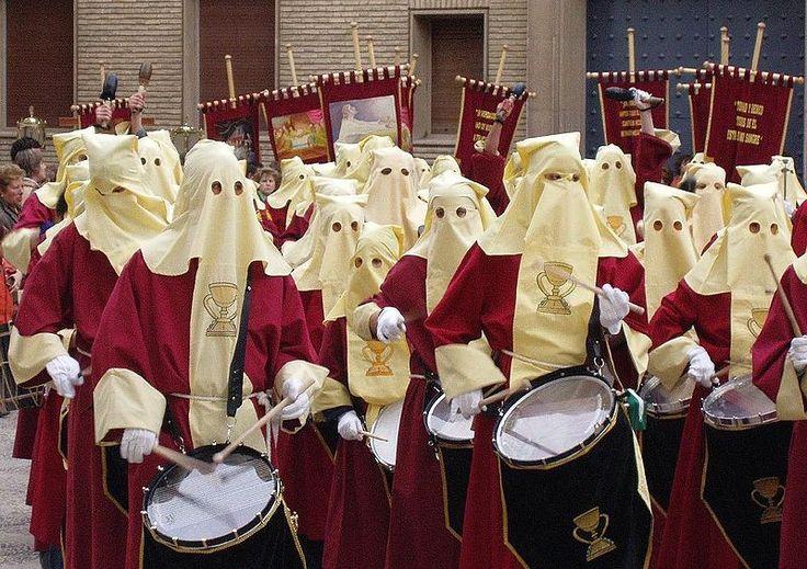 libreTambores Semana Santa Huesca - Huesca - Wikipedia, la enciclopedia