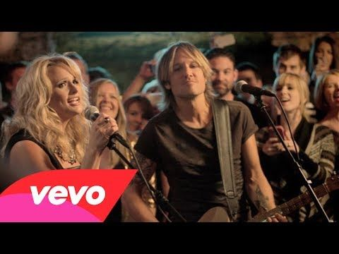 ▶ Keith Urban - We Were Us ft. Miranda Lambert - YouTube ... Could these two be any hotter? No!