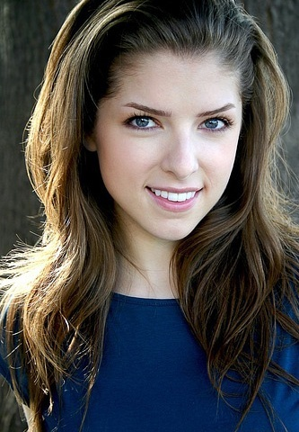 If I could be any celebrity for a day it would be this girl, Anna Kendrick. <3 My idol.