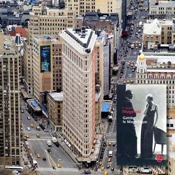 new york / couverture de l'édition livre de poche
