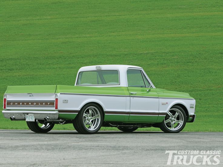 1972 Chevrolet Cheyenne, need to find one of these in a short wide.