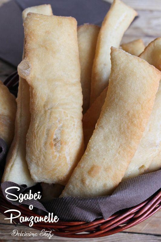 Panzanelle o Sgabei,ricetta massese