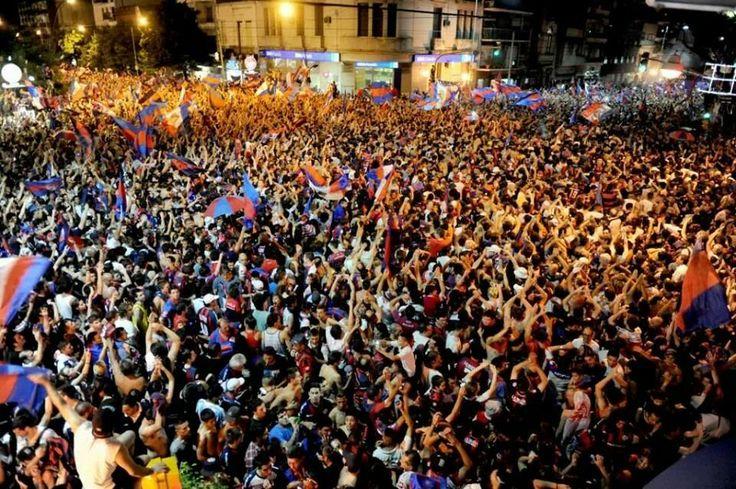 San Juan y #Boedo - #SanLorenzo Campeón 2013