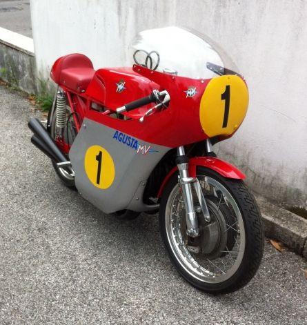 MV AGUSTA 500 AGOSTINI REPLICA | Classified Adverts | Classic Bikes for Sale